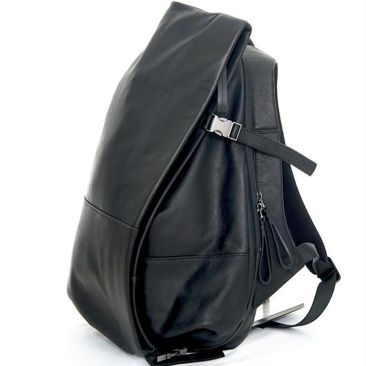 【28603】ISAR SMALL ALIAS本革 -  Black (S size)    Cote&Ciel コートエシエル リュックサック