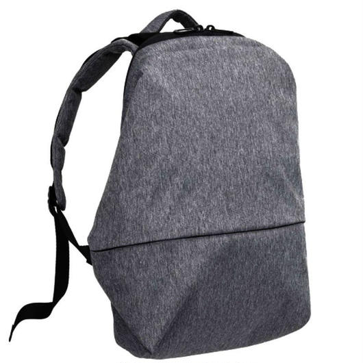 【28034】★Meuse Backpack Eco Yarn _ Black Melange Cote&Ciel コートエシエル リュックサック