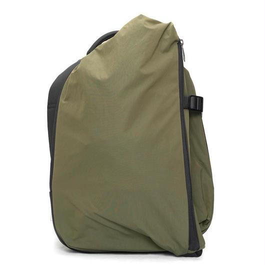 ☆セール【28537】ISAR SMALL  MEMORY TECH - Olive Green (S size)   Cote&Ciel コートエシエル リュックサック
