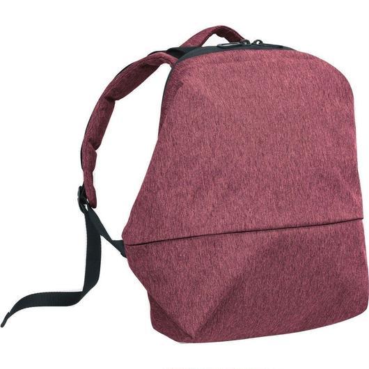 【28035】★Meuse Backpack Eco Yarn _ Red Melange Cote&Ciel コートエシエル リュックサック
