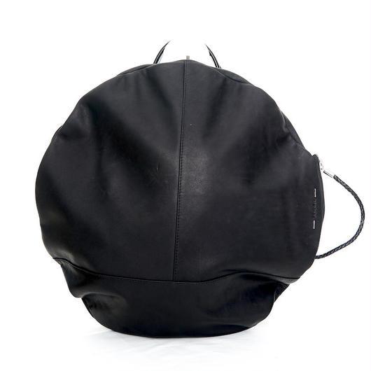 【28372】女性に大人気♡MOSELLE ALIAS  COWHIDE LEATHER 本革 - Agate Black  Cote&Ciel コートエシエル リュックサック