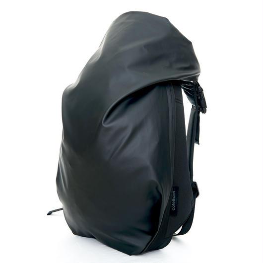 ☆セール【28090】NILE  POLYESTER Obsidian - Black  Cote&Ciel コートエシエル リュックサック 「Apple公認ブランド」