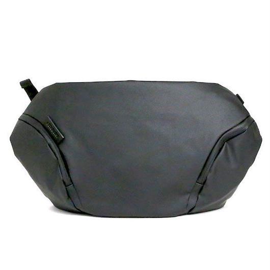 ★2018 新作☆Men's Fudge掲載商品【28678】Oder-Spree  Obsidian - Black    Cote&Ciel コートエシエル メッセンジャーバッグ