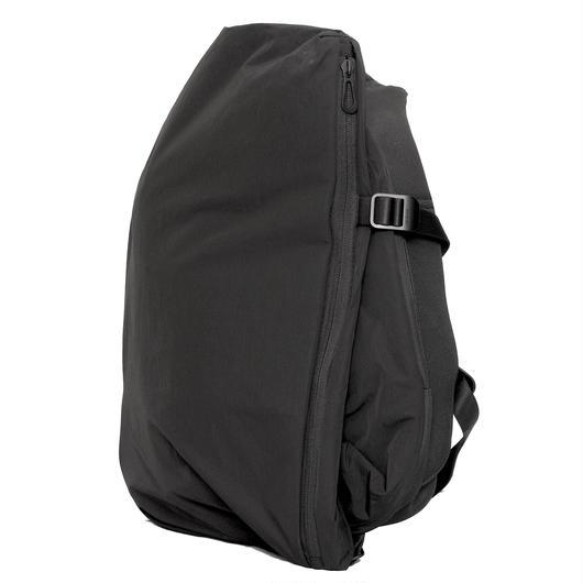 ☆秋セール【28512】ISAR SMALL  MEMORY TECH -  Black (S size)  Cote&Ciel コートエシエル リュックサック