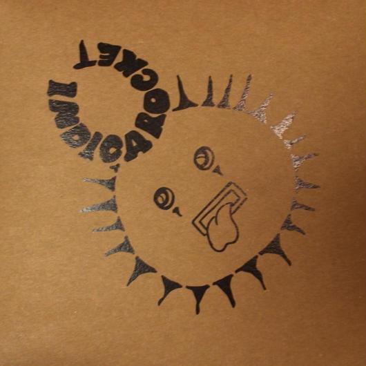 伝道者,Rise Up!  - Indicarocket  (2曲入りシングルCD-R)