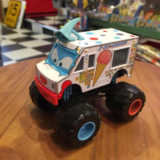 Disney Pixar Cars カーズTOONアイスクリーマー  MATTEL社  USED 美品