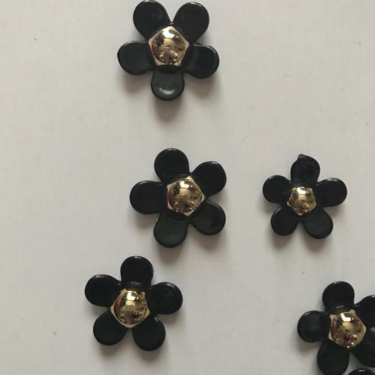 デイジーパーツ ブラック×ゴールドSサイズ