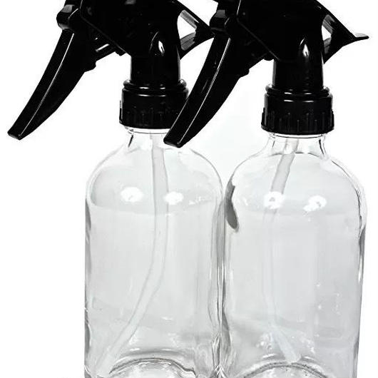【お取り寄せ】2個セット240mlガラススプレーボトル