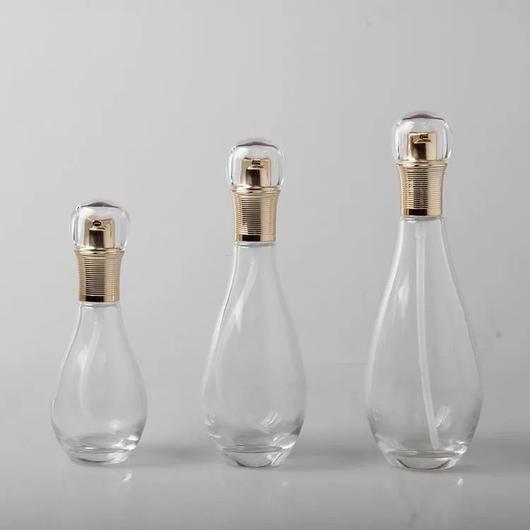 【お取り寄せ】大きな150ml♡jadoreみたいなガラスボトル