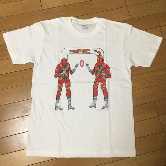 早川モトヒロ Tシャツ