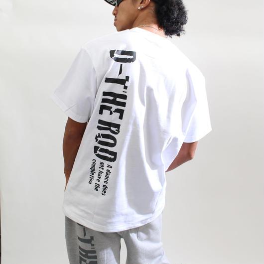 D-THE ROD H2 Tシャツ(ホワイト)