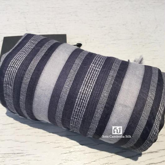 ソウタカンボジアシルク 父の日プレゼント お誕生日プレゼント 手織りスカーフ ファッション メンズファッション カンボジアシルクスカーフ 人気商品 ギフト