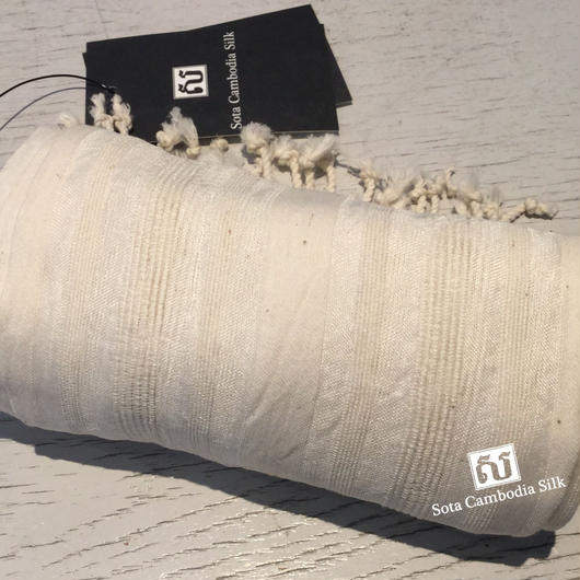 ソウタカンボジアシルク プレゼント ギフト商品 お誕生日プレゼント 手織りスカーフ カンボジアシルクスカーフ カンボジアシルク雑貨 ハンドメイド 人気商品  ファッション メンズファッション イベント