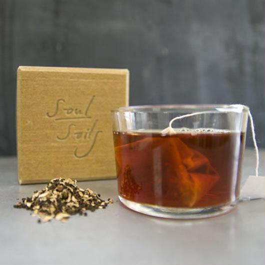 Strong Ginger Chai Tea | ジンジャーチャイティー(7p)