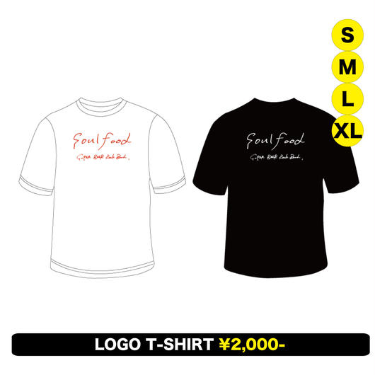 SOULFOOD LOGO T-SHIRT