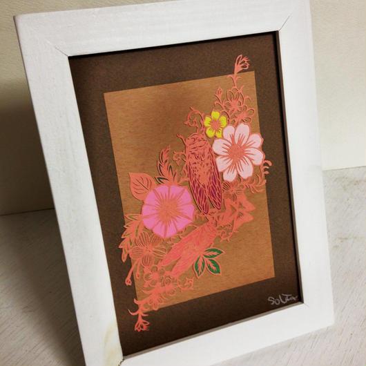 花と蝉-hanatosemi-