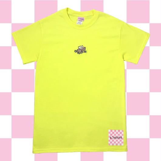マストアイテムT-SHIRTS🍌light yellow