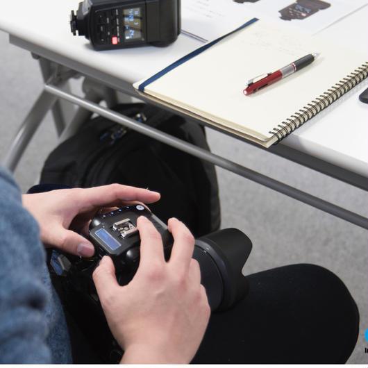 【🆕ワンコインセミナー】2月3日(土) 12:00-12:30「第0部 オフカメラライティングシステムを使ってみよう!」講師:旭里奈 先生(フォトグラファー)