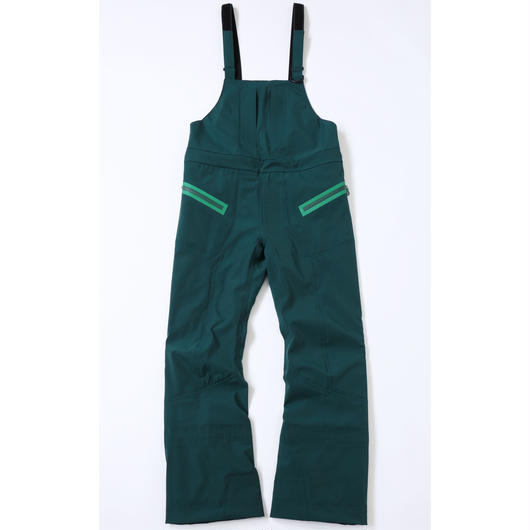 コレクトマニア 16-17シーズン旧モデルBib Pants(4WAYストレッチBLUE GREEN)