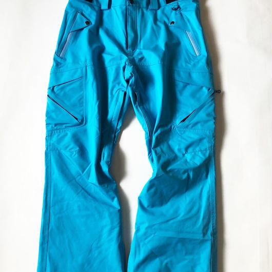 SPP-02 14-15 GROWING CARGO Pants  .《AQUAターコィズブルー》