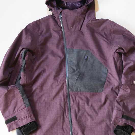 Cross-Jacket