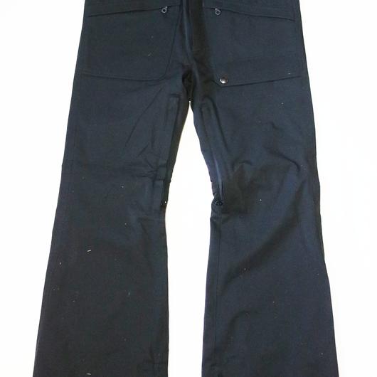 COMPLEX PANTS   unisex 《BLACK》