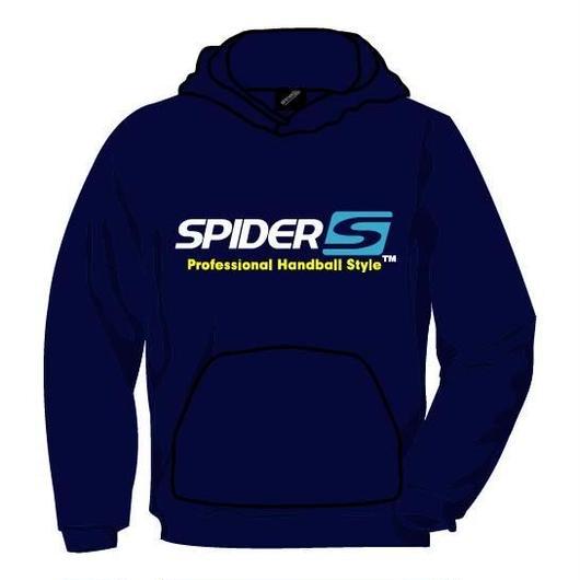 SPIDERハンドボールフーデッドパーカ SP-SWP03NWSY