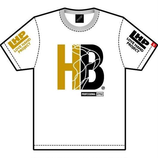 スパイダーハンドボールTシャツSP-THB-WGB/ホワイト