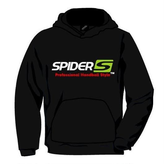 SPIDERハンドボールフーデッドパーカ SP-SWP03BWLR