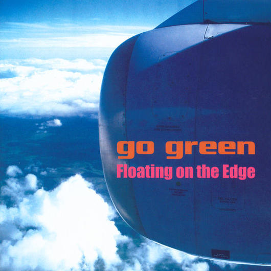go green - Floating on the Edge (CD)