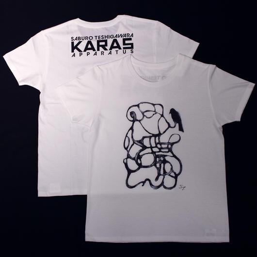 勅使川原三郎新作ドローイングTシャツ