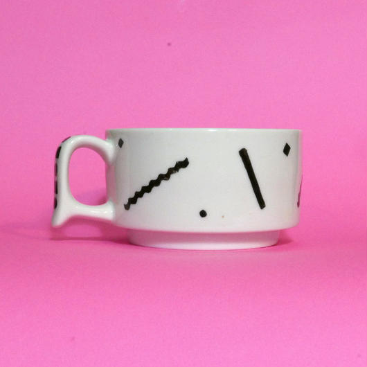 ペイント陶器<スープカップB>
