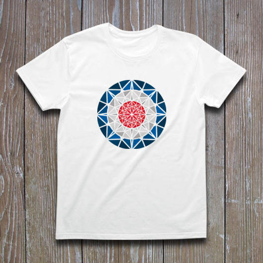 DIAMOND OF TARGET MARK Tシャツ