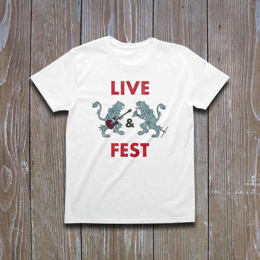 ライブ&フェス Tシャツ