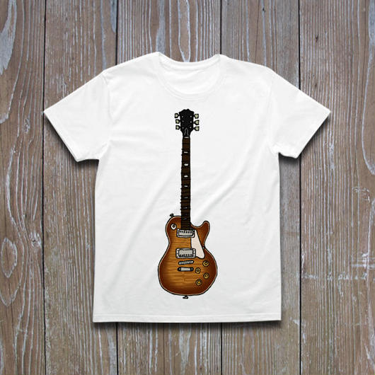 GIBSON Les Paul #2  Tシャツ