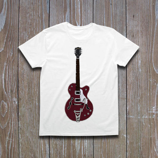 GRETSCH 6119 Tennessean    Tシャツ