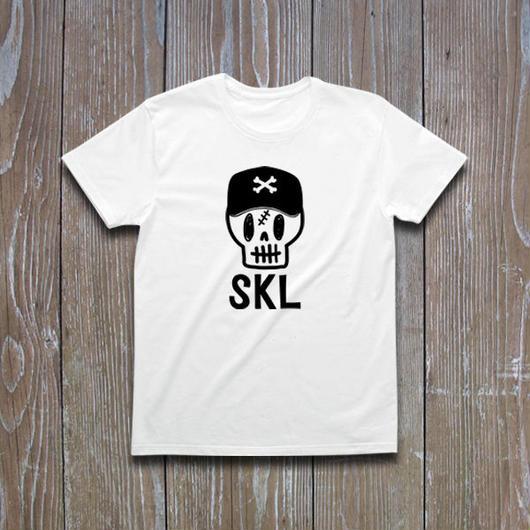 スカル Tシャツ