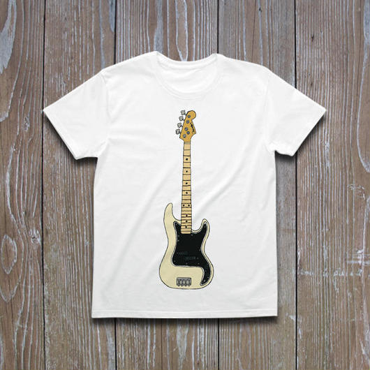 FENDER PRECISION BASS  Tシャツ