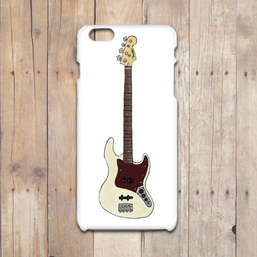 FENDER JAZZ BASS iPhone X/8/7/6/6s/5/5Sケース