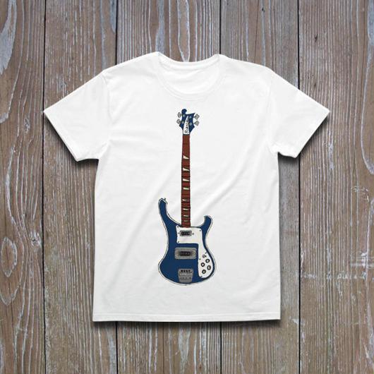 RICKENBACKER4001  Tシャツ