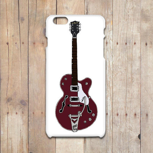 GRETSCH 6119 Tennessean   iPhone7/6/6s/5/5Sケース