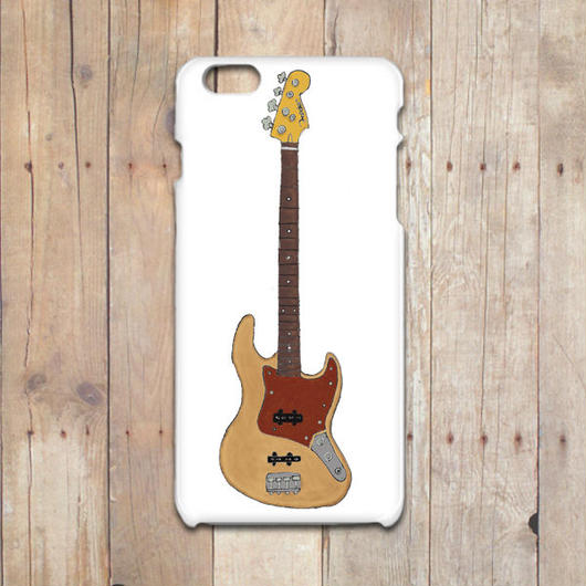 FENDER JAZZ BASS #2 iPhone X/8/7/6/5/5Sケース