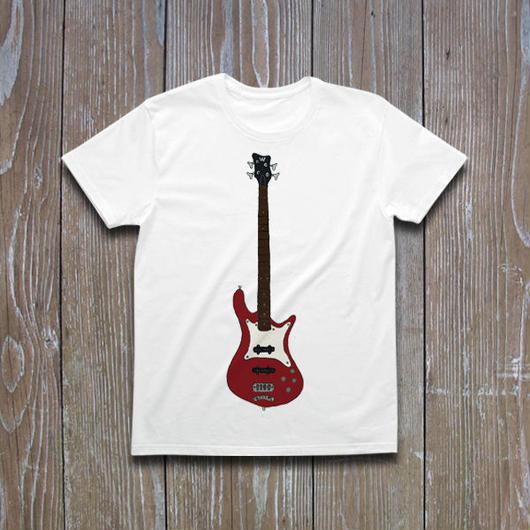 WARWICK STREAMER CV4  Tシャツ