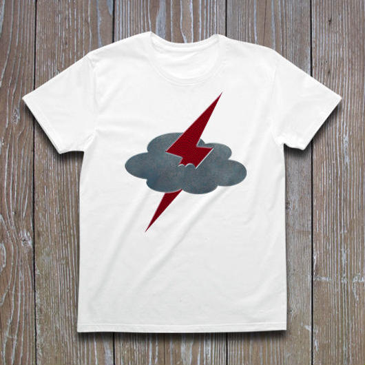 THUNDER CLOUD Tシャツ