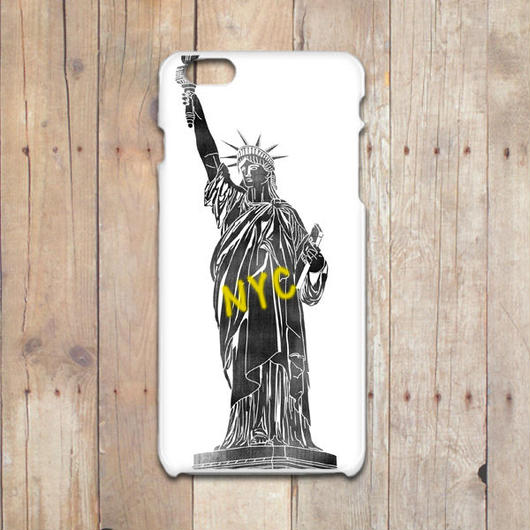 LIBERTY OF NYC iPhone X/8/7/6/5/5Sケース