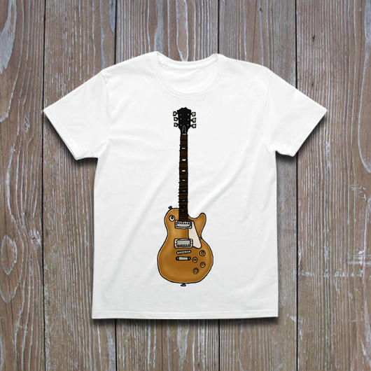 GIBSON Les Paul  #3  Tシャツ