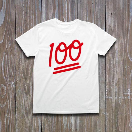 100点  Tシャツ