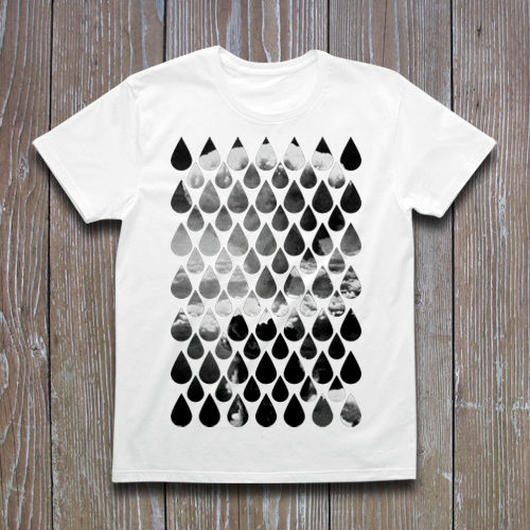 BLACK RAIN Tシャツ