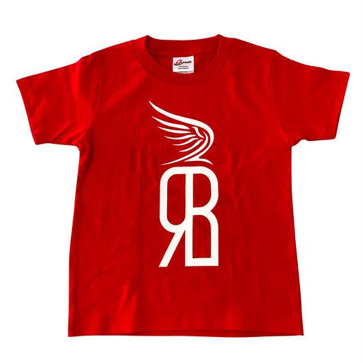 RED BIRD キッズ Tシャツ レッド 110 , 130 , 150cmサイズ