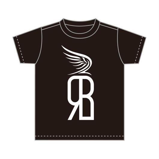 RED BIRD キッズ Tシャツ ブラック 110 , 130 , 150cmサイズ